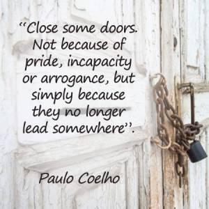 Paulo Coelho Doors