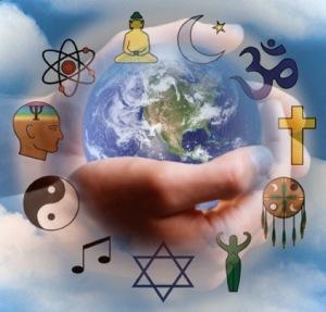religionearthhand